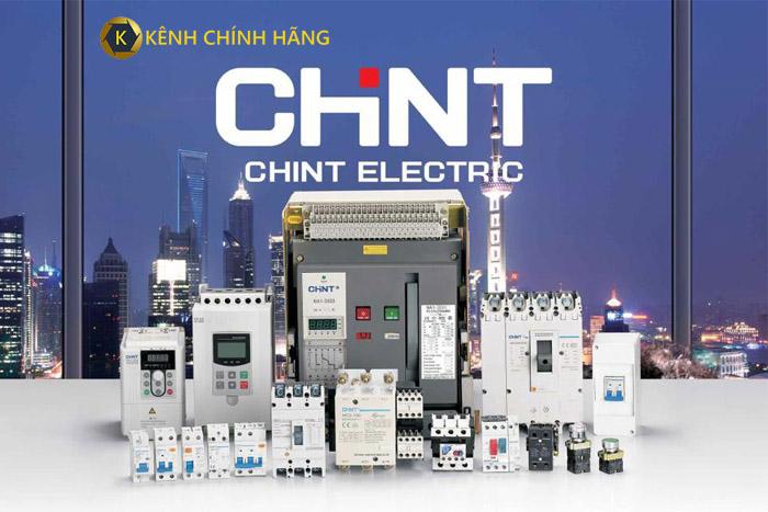 Giới thiệu Thiết bị điện công nghiệp CHINT Electrics
