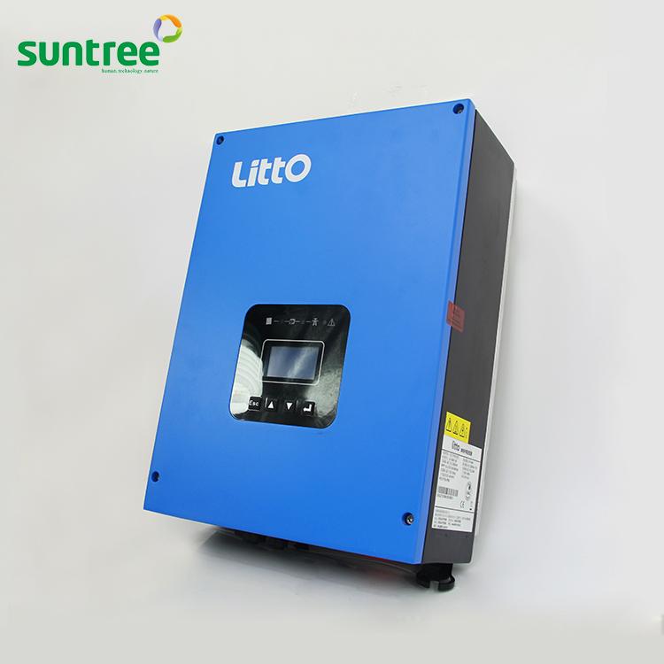 Biến tần năng lượng mặt trời 1P 3KW