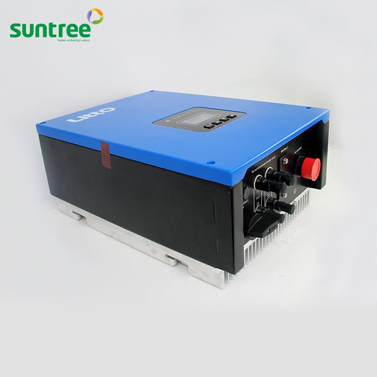 Biến tần năng lượng mặt trời 1P 5KW