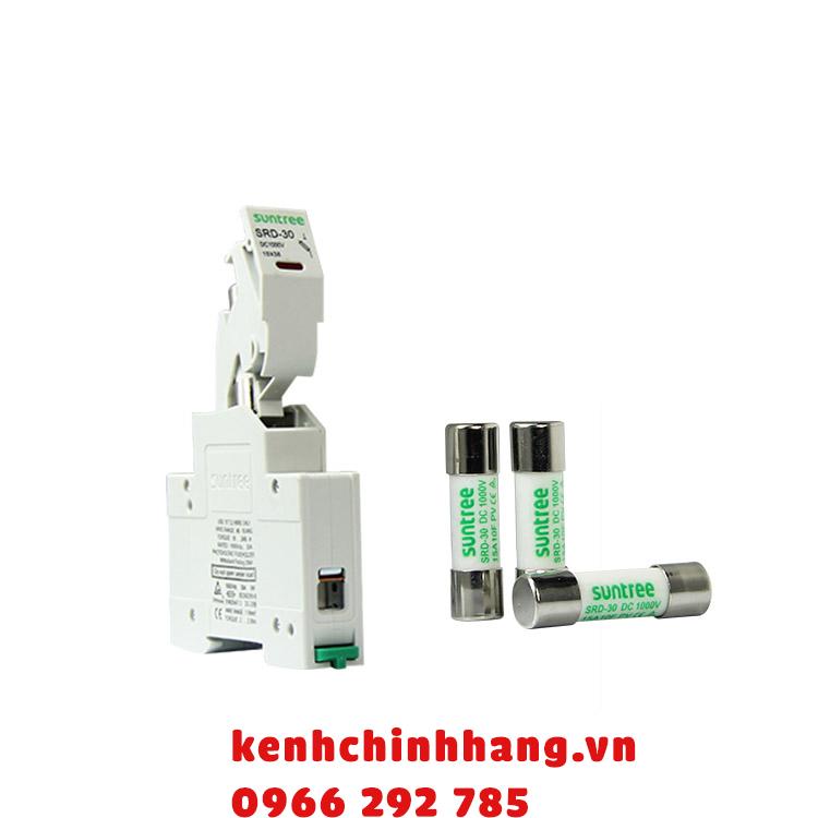 Bộ cầu chì DC 1P/32A/1500VDC