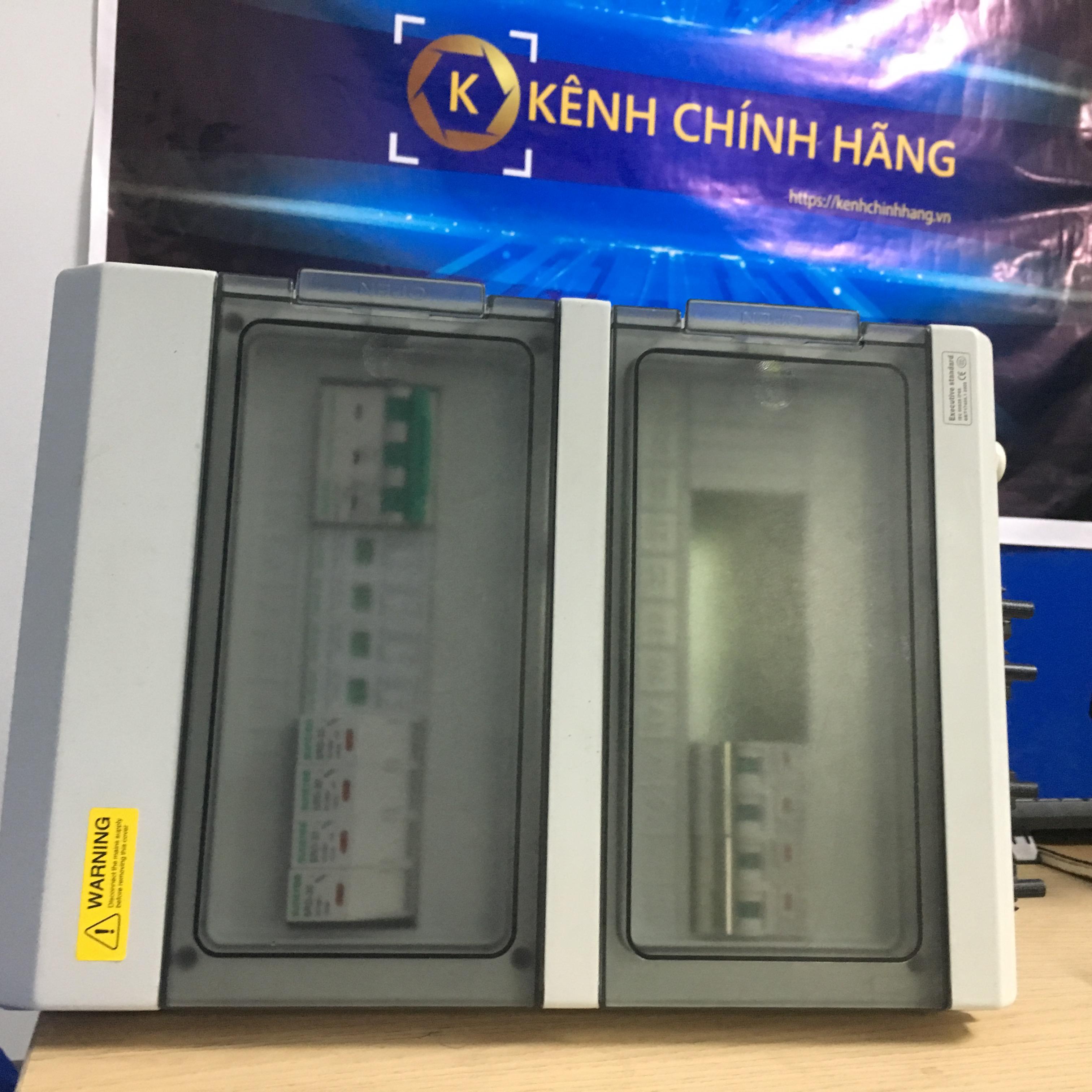 Vỏ tủ điện nhựa IP65 24 MCB